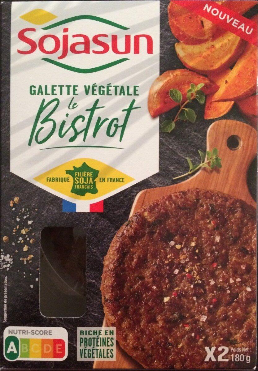Galette végétale le Bistrot - Product
