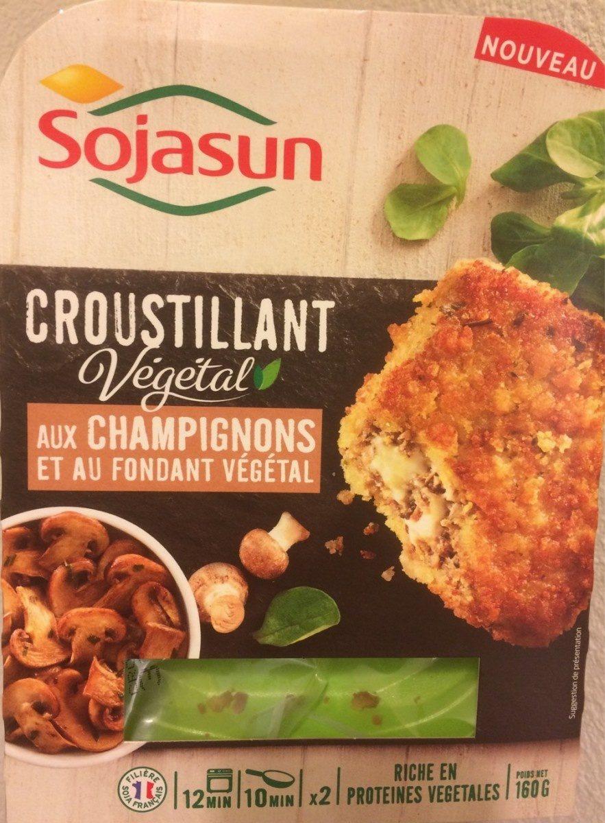 Croustillant Végétal aux champignons - Produit