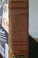 Croustillants champignons & fondant végetal - Ingrédients - fr