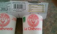 Yaourt De Chevre Vanille 2 x - Produit - fr