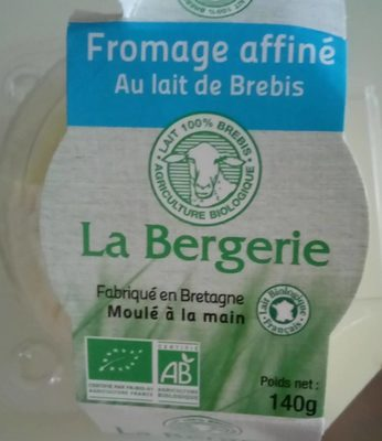 Fromage affiné au lait de brebis - Produit - fr