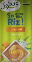 So Riz Caramel - Produit - fr