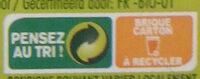 So Riz Caramel - Instruction de recyclage et/ou informations d'emballage - fr