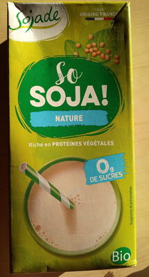 So soja Nature - Product - fr