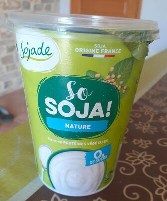 So soja - Produit - fr