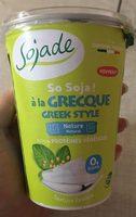 So SOJA à la grecque - Product - fr