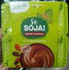 Dessert au soja, Chocolat - Produit