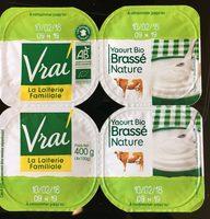 Yaourt brassé Nature - Product
