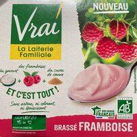 Brassé Framboise - Produit - fr