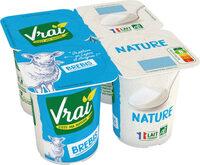Yaourt nature au lait de brebis biologique - Prodotto - fr