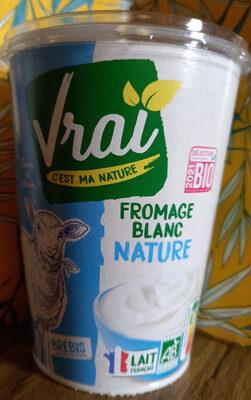 Fromage blanc au lait de brebis - Prodotto - fr