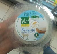 Petit fromage bio au lait de brebis - Product - fr