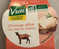Fromage affiné au lait de chèvre - Produit - fr