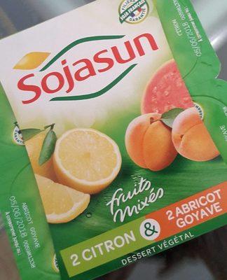 Fruits mixés Citron / Abricot Goyave - Product - fr