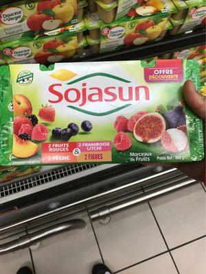 Dessert vegetal - Produit
