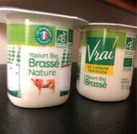 Vrai ecológico yogur natural - Produit - es