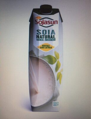 Soia Natural senza zuccheri - Produit - fr