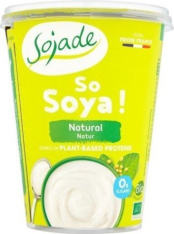 Organic So Soja! Natural - Produit - fr