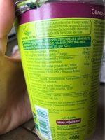 Sojade - Nutrition facts - fr