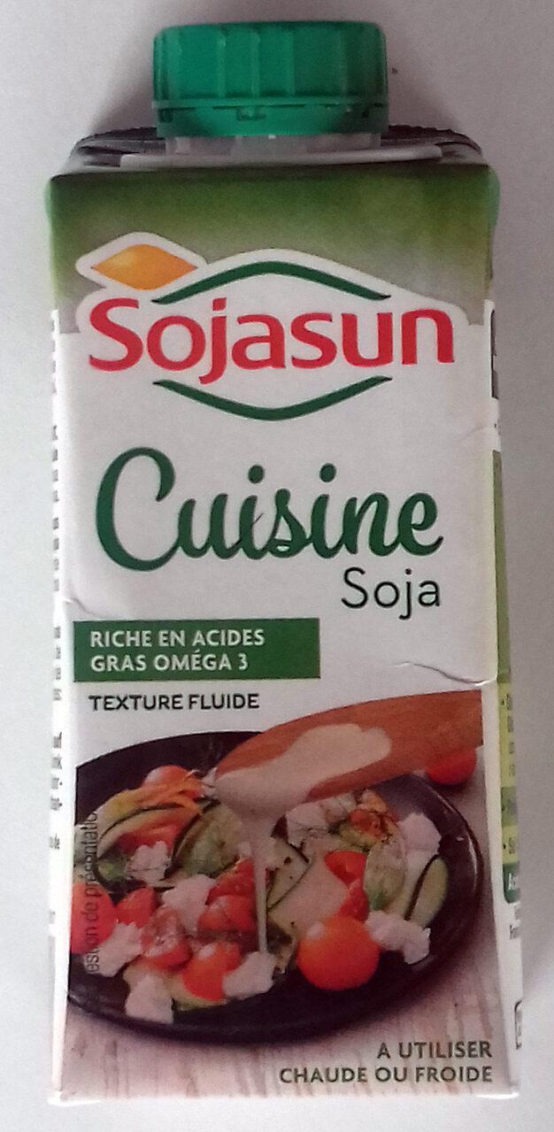Cuisine Soja - Sojasun - Product - es