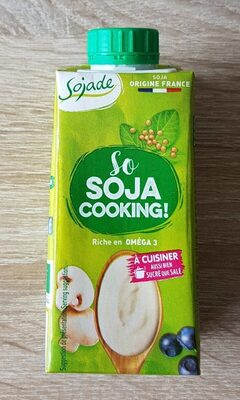 So soja cooking - Product - es