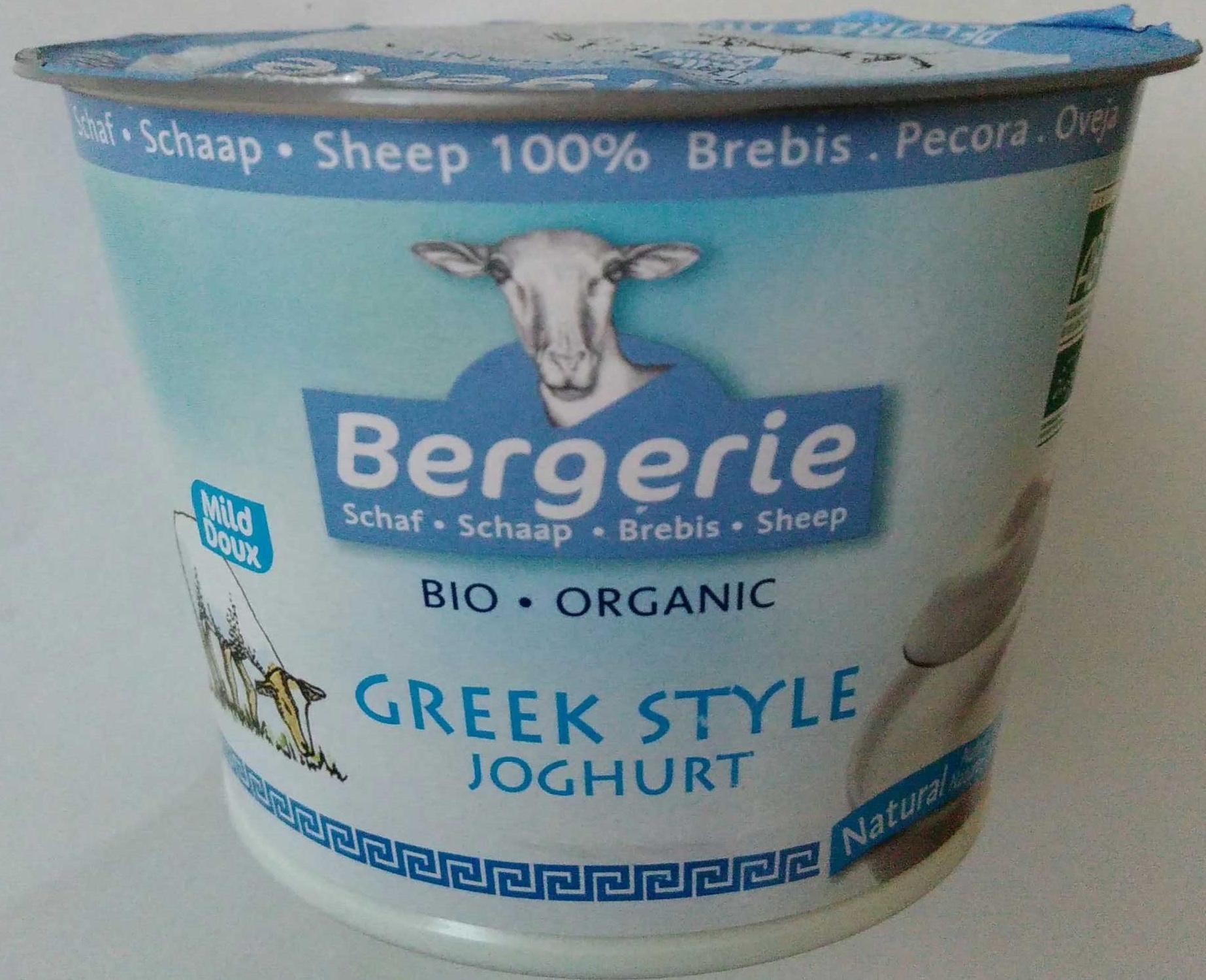 Greek Style Joghurt - Product
