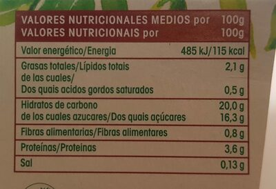 Yogur ecologico soja - 2