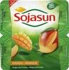 """Postre de soja """"Sojasun"""" Mango - Produit"""