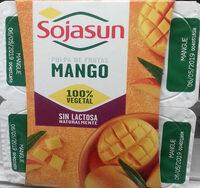 Postre Soja Mango - Product