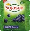 Postre de soja Arándanos - Producte