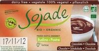 Postre de soja Chocolate - Producto