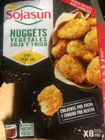 Nuggets Vegetales Soja y Trigo - Producte - es