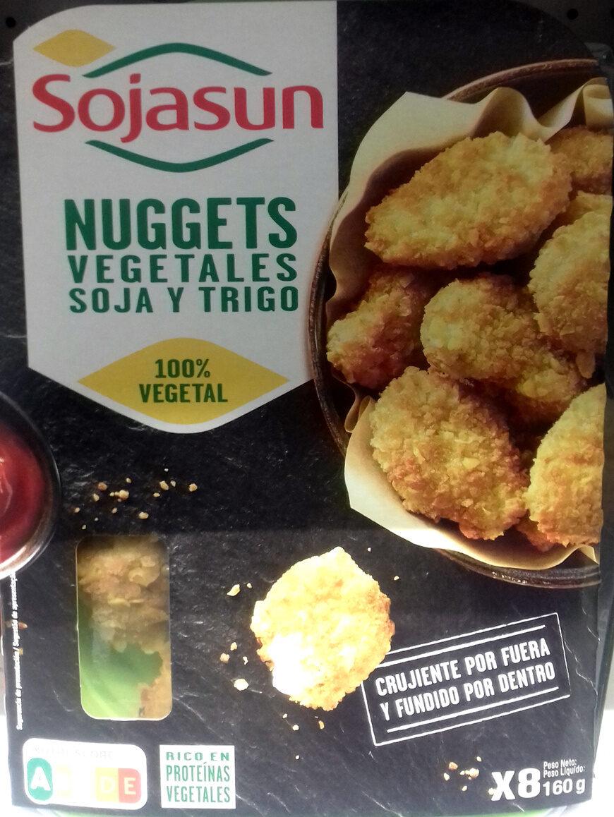 Nuggets Vegetales Soja y Trigo - Produit