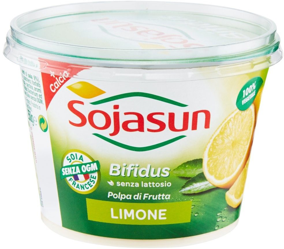 Sojasun Bifidus Limone - Product - fr