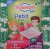 Petit maxi especialidad vegetal de soja - Produit