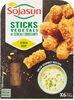 Sticks vegetali ai cereali croccanti - Product