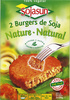 Hamburguesas vegetales Natural - Produit