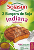Hamburguesas vegetales Indiana - Product