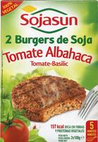 Hamburguesas vegetales Tomate y albahaca - Producte