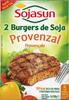 2 Burgers de Soja Provenzal - Producto