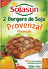 2 burgers de soja provenzal - Producte