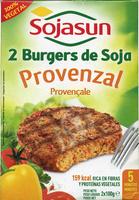 2 burgers de soja provenzal - Producte - es