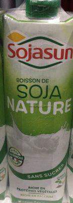 Boisson de soja nature - Produit - fr