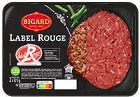 Steak haché Label Rouge - Produit - fr