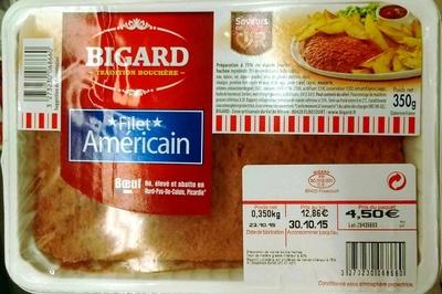 Filet Américain - Product