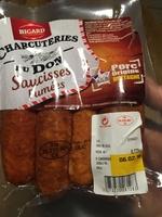 Saucisses Fumées - Product - fr