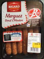 Chorizos - Product