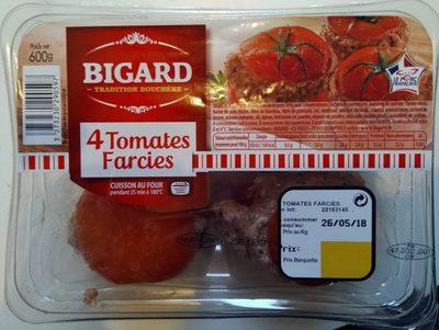 4 Tomates Farcies - Produit