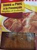 Joue de porc provençale Bigard 2-3 pers - Product
