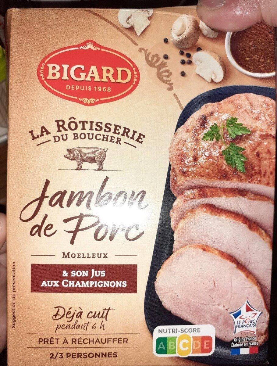 Jambon de Porc - Product